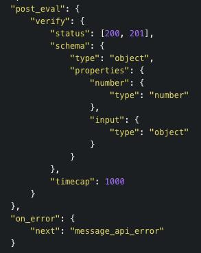 Respuestas esperadas Bot Builder Twnel