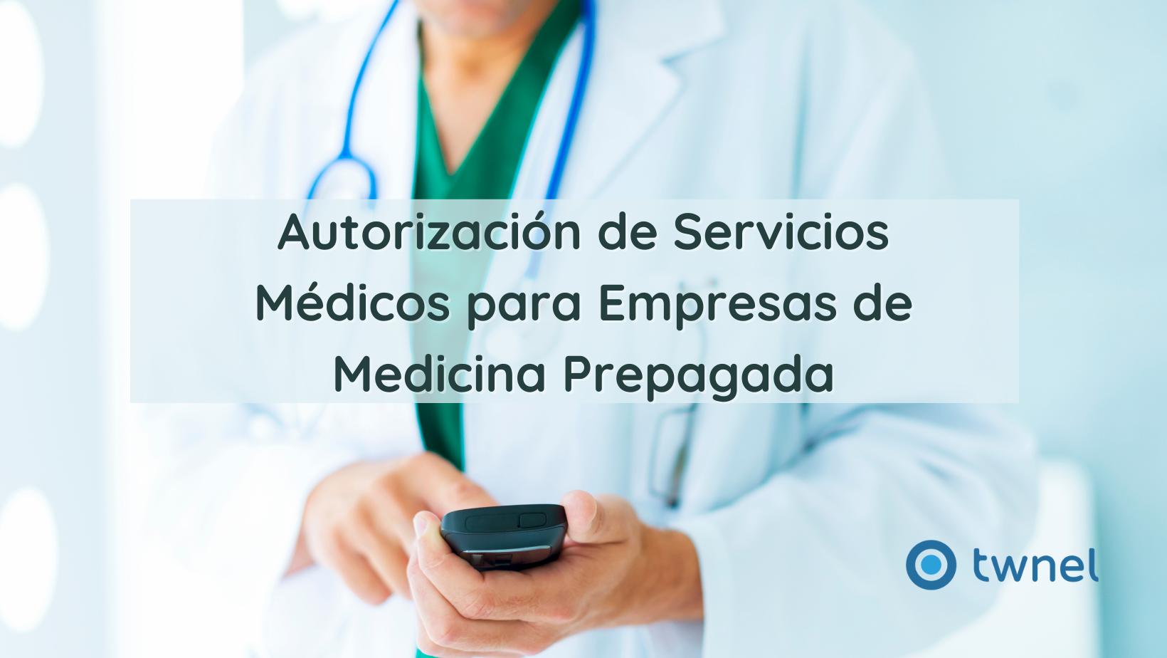Autorizacion de servicios medicos