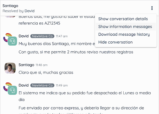 Twnel chat manager