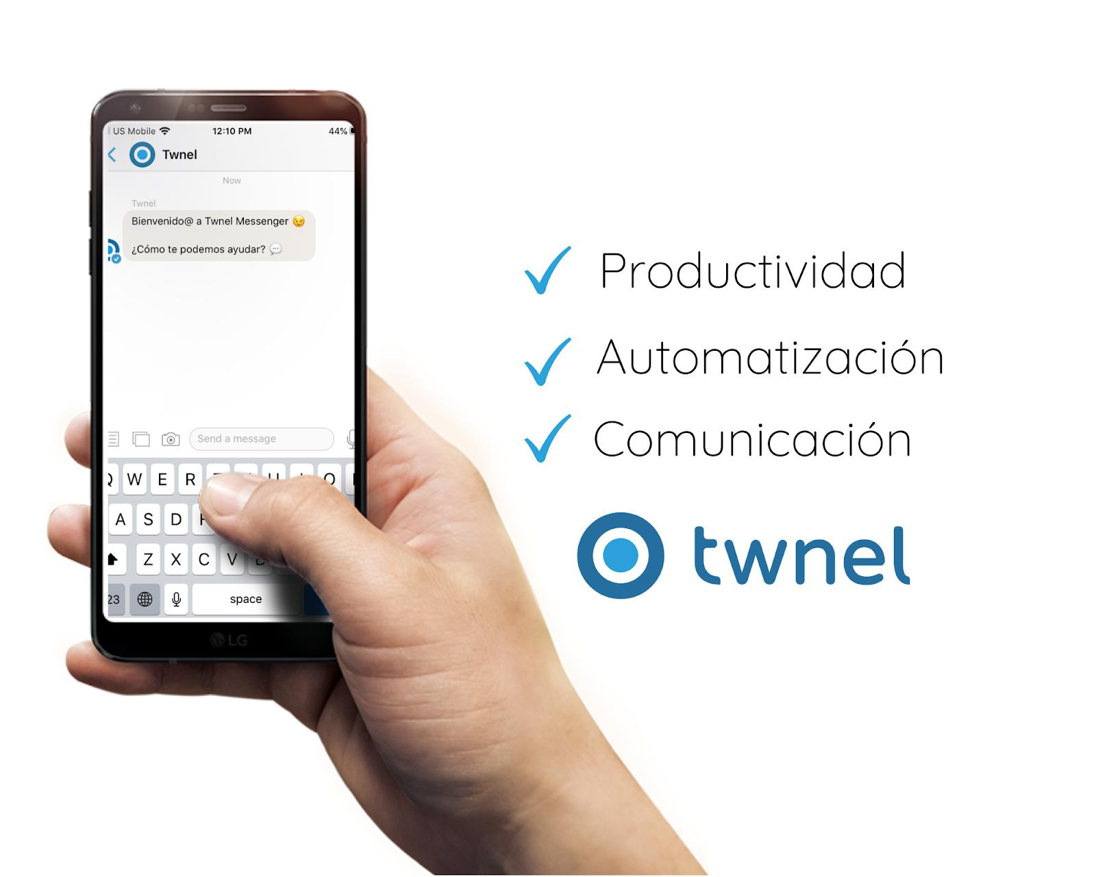 Twnel Messenger